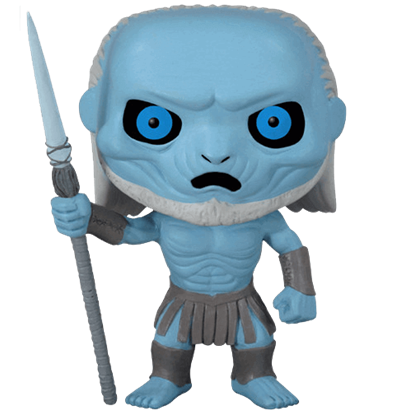 Game of Thrones White Walker POP Figure