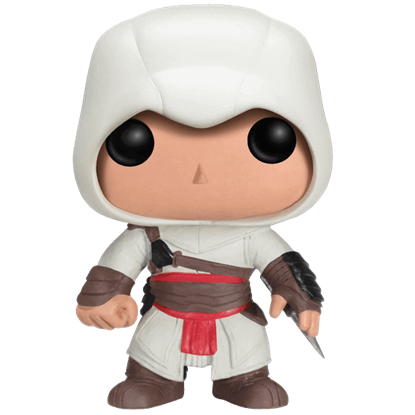 Assassins Creed Altair POP Figure