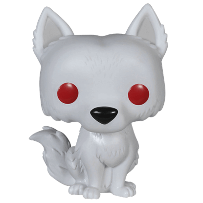Game of Thrones Ghost POP Figure