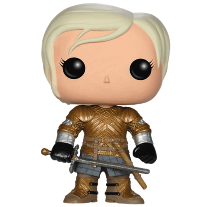 Game of Thrones Brienne of Tarth POP Figure