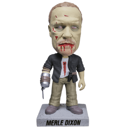 Walking Dead Merle Dixon Zombie Wacky Wobbler