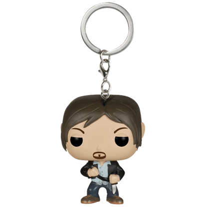 Walking Dead Daryl Dixon Pocket POP Keychain