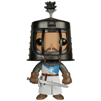 Monty Python Sir Bedevere POP Figure