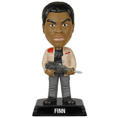 Star Wars Finn Wacky Wobbler