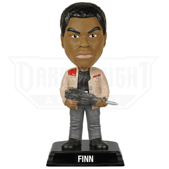 Star Wars Finn Wacky Wobbler