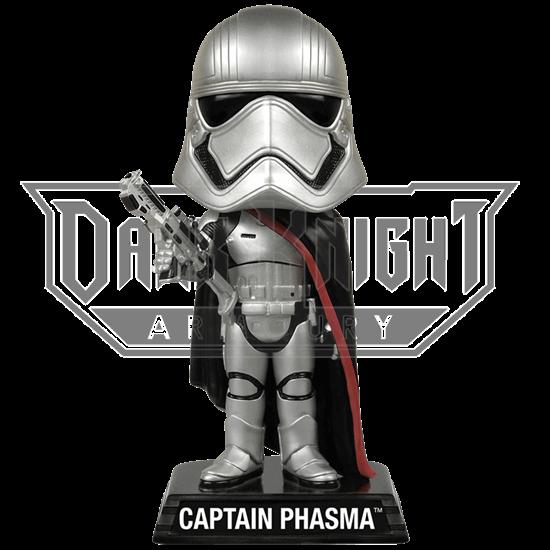 Star Wars Captain Phasma Wacky Wobbler