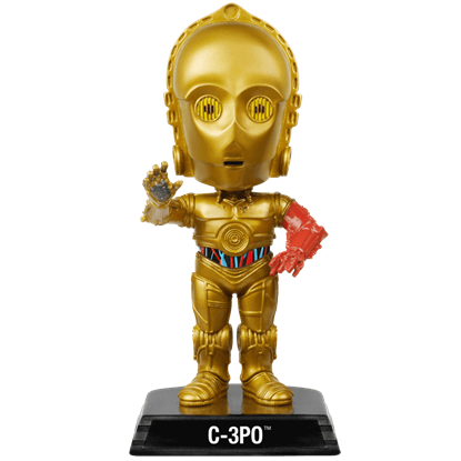 Star Wars C-3PO Wacky Wobbler
