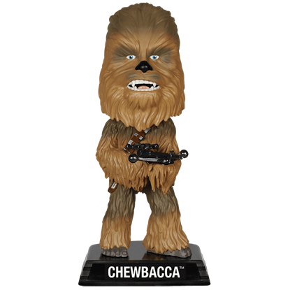 Star Wars Chewbacca Wacky Wobbler