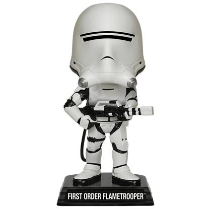 First Order Flametrooper Wacky Wobbler