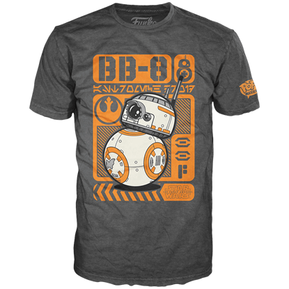 BB-8 Droid Poster T-Shirt
