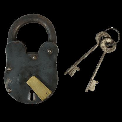 Large Antique Lock