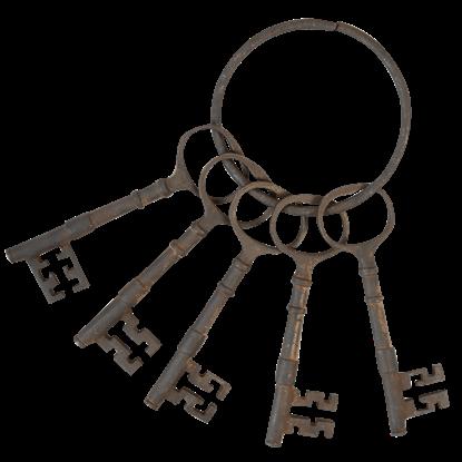 Heavy Mission Keys