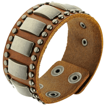 Studded Viking Bracelet
