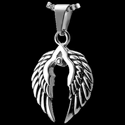 Falling Angel Pendant