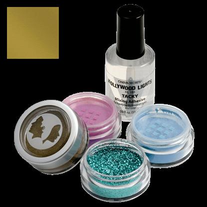 Bronze Hollywood Lights Shimmer Powder Makeup