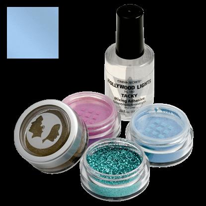 Baltic Blue Hollywood Lights Shimmer Powder Makeup