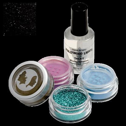 Black Diamond Hollywood Lights Shimmer and Glitz Powder Makeup
