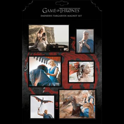 Game of Thrones Daenerys Targaryen Magnet Set