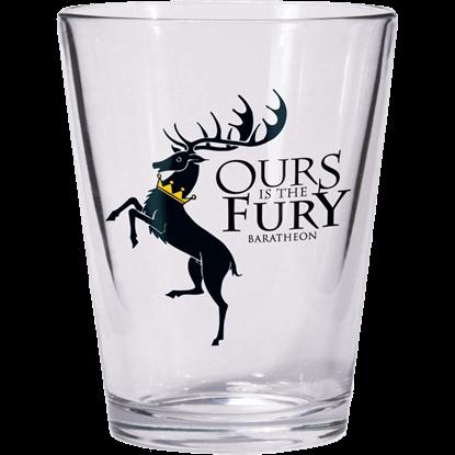 Game of Thrones Baratheon Shot Glass
