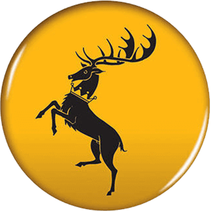 Game of Thrones House Baratheon Magnet