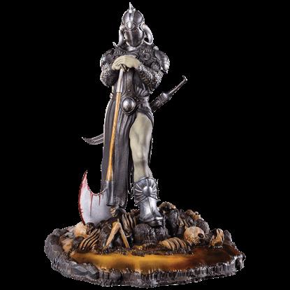 Frazetta Death Dealer 3 Statue