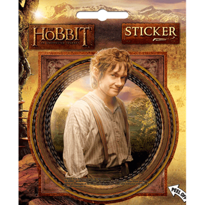 Bilbo Baggins of The Shire Sticker