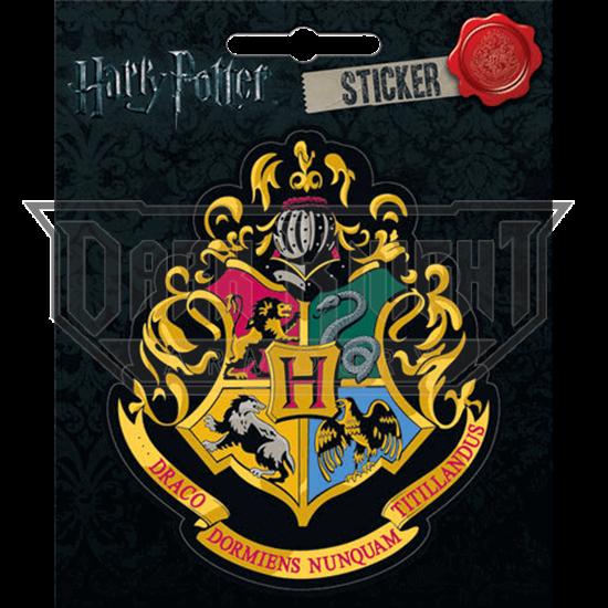 Hogwarts School of Witchcraft and Wizardry Crest Sticker
