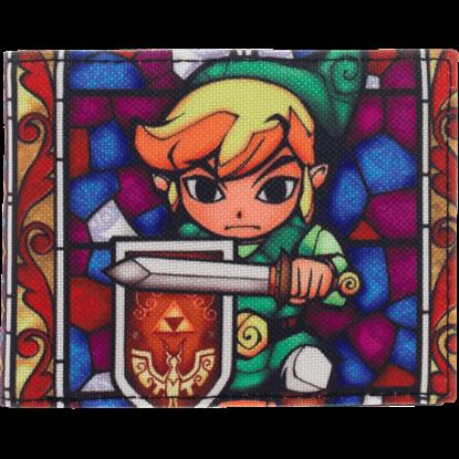 Legend of Zelda Link Bi-Fold Wallet