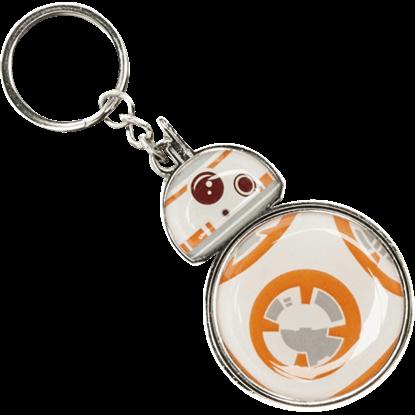 Star Wars BB-8 Keychain