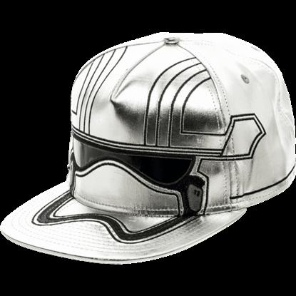 Star Wars Captain Phasma Snapback Hat
