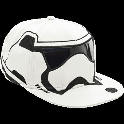 Star Wars Stormtrooper Snapback Hat