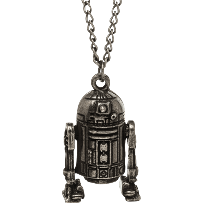Star Wars R2-D2 Necklace