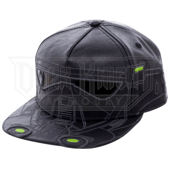 636e4037abec1 Rogue One Death Trooper Snapback - BM-0329 from Leather Armor ...