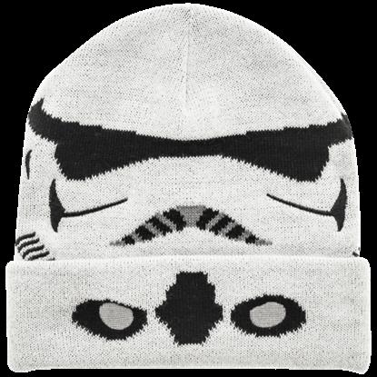 Star Wars Stormtrooper Cuff Beanie