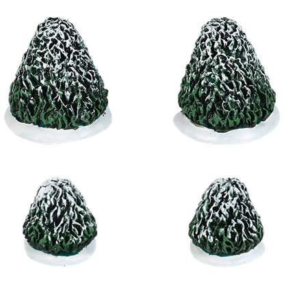 Tudor Gardens Topiaries - Village Landscapes and Trees by Department 56