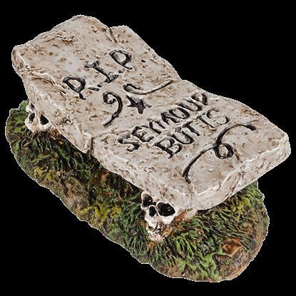 Boneyard Bench - Halloween Village Accessories by Department 56