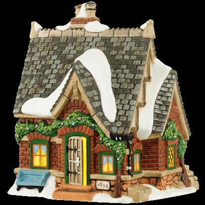 Olde Vine Cottage - Dickens Village by Department 56