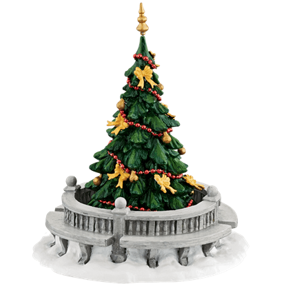 New England Town Tree - New England Village by Department 56