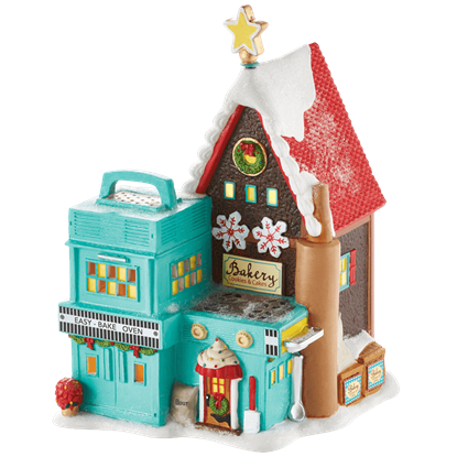 Hasbro Easy-Bake Bakery - North Pole Series by Department 56