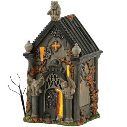 Haunted Crypt - Halloween Village by Department 56