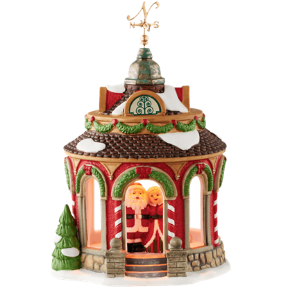 Anniversary Gazebo - North Pole Series by Department 56