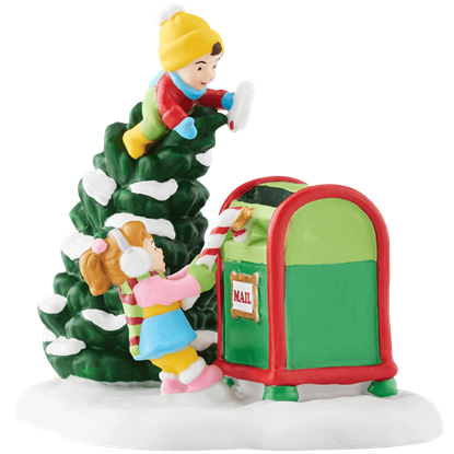 Letters To Santa - North Pole Series by Department 56