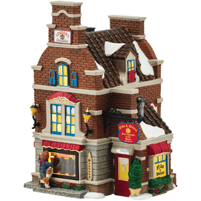 Dickens Village Christmas Sweets - Dickens Village by Department 56