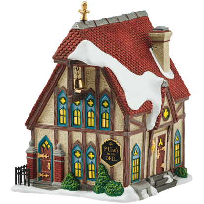 St. Clives In The Dell - Dickens Village by Department 56