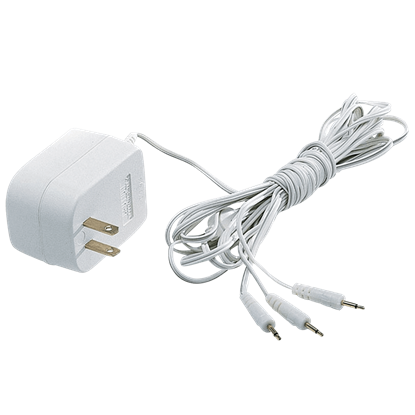 AC DC Adapter for 3 Accessories - Replacement Bulbs and Power Cords by Department 56