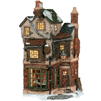 Cratchit's Corner - Dickens A Christmas Carol by Department 56