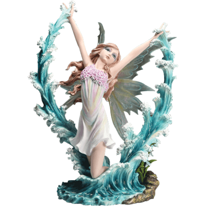Aquatic Fairy Statue