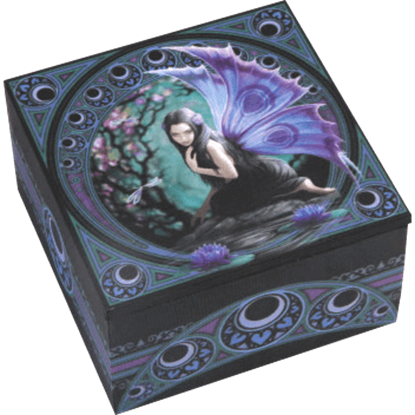 Anne Stokes Naiad Fairy Box