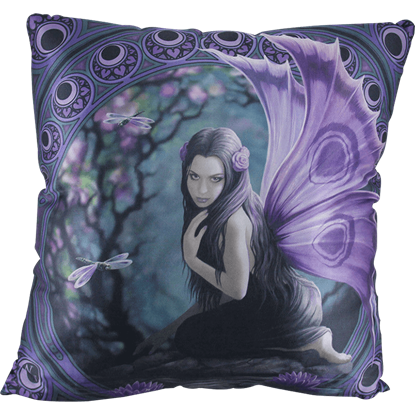 Naiad Fairy Cushion