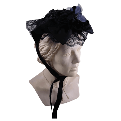 Elegant Steampunk Women's Teardrop Hat